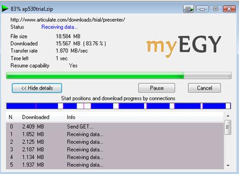 internet download manager كامل