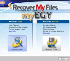 recover my files كامل 2015
