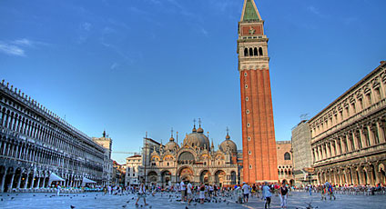 Image result for venice san marco square