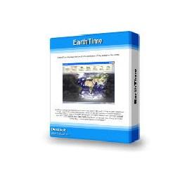 DeskSoft EarthTime Crack logo