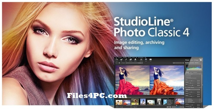 StudioLine Photo Classic Full Version Free Download