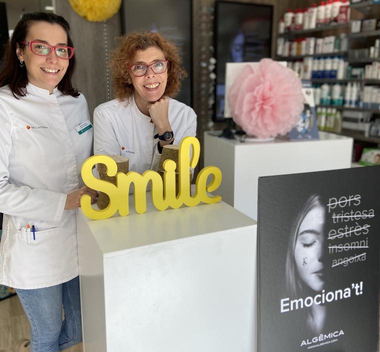 A la Farmàcia Bellaterra treballen per la cura de la nostra salut física, però també emocional