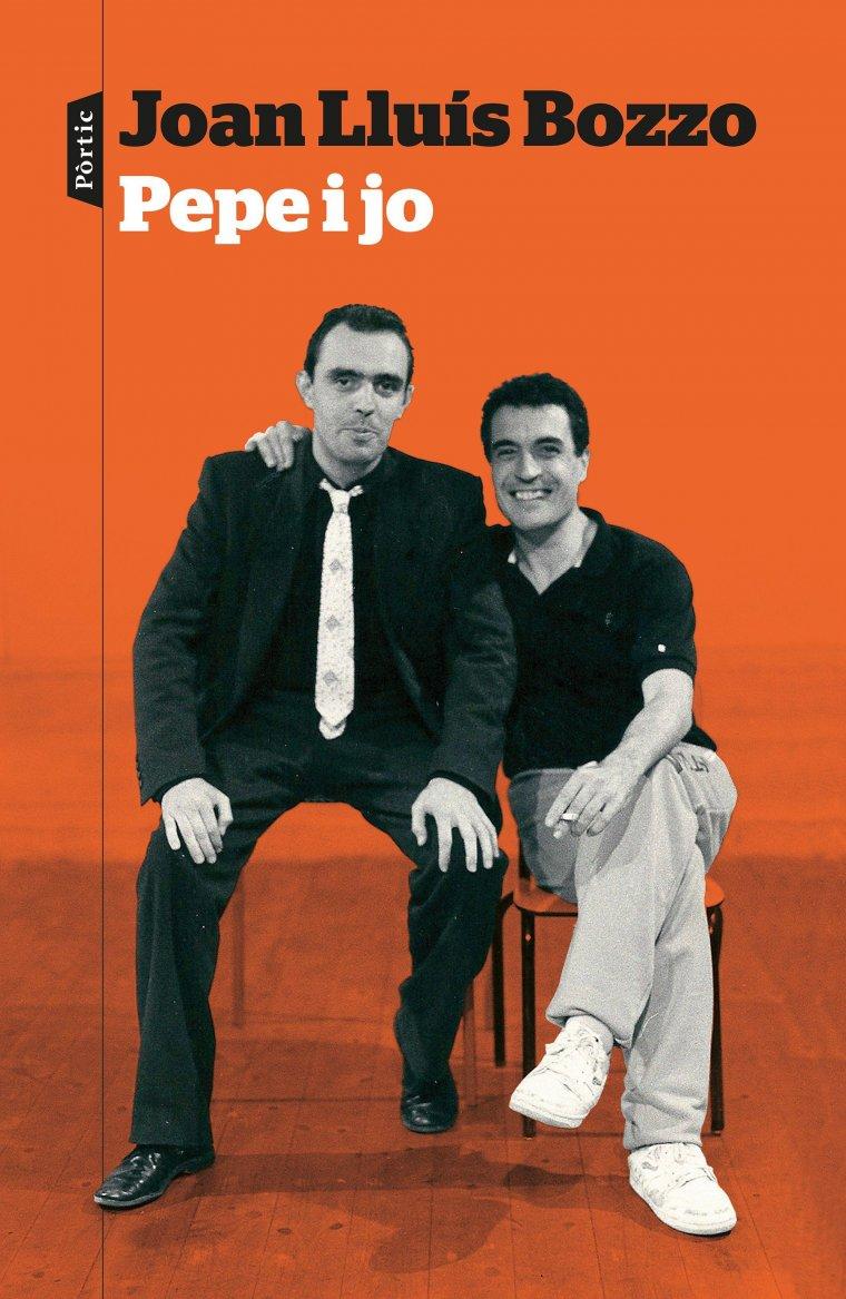 La portada del llibre de Bozzo
