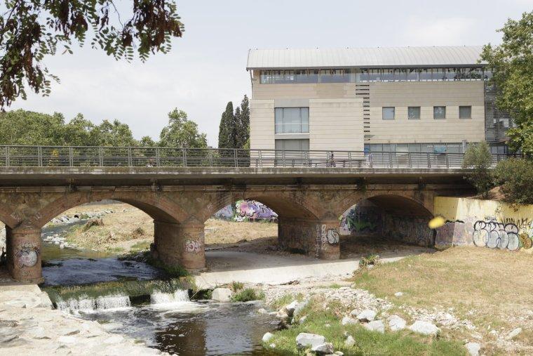 La Biblioteca Central de Cerdanyola