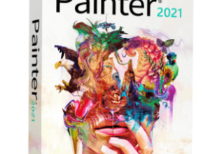 Corel Painter 2021 21.0.0.211 Crack + Serial Key Portable