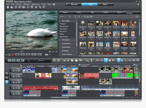 MAGIX Movie Edit Pro 2021 20.0.1.65 Crack + Serial Key Portable