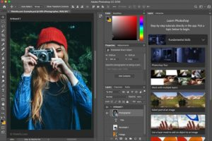 Adobe Photoshop CC 2022 Crack + Serial Key Free Download (2021)