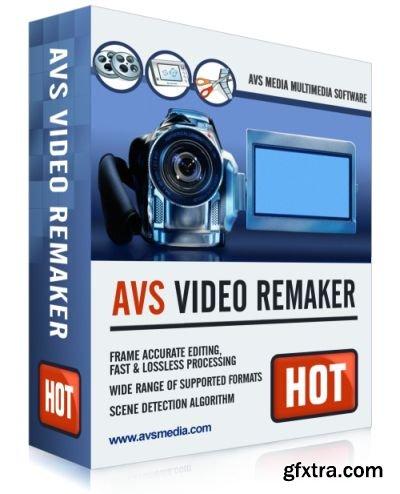 AVS Video Remaker 6.1.1.210