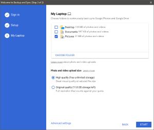 Google Backup and Sync 3.42.9858.3671