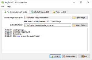 AnyToISO Crack 3.9.4 with License Key