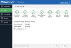 Malwarebytes Anti-Malware Crack 3.7.1 with Serial Key