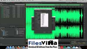 Adobe Audition CC 2021 For Mac Free Download