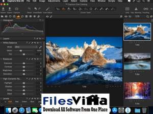 Capture One 21 for Mac Download