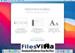 Auditory for Mac Free