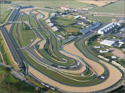 Track Day Magny-Cours F1 01/04/2016