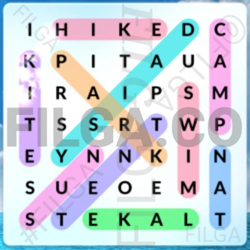Wordscapes Search Level 4