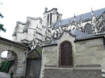 Elewacja pd. katedry