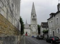 Dzwonnica dawnego opactwa St. Germain