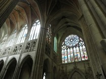 Skrzyżowanie nawy pn. i transeptu