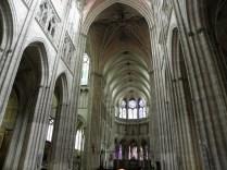 Nawa główna katedry