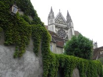 Szczyt transeptu pd.