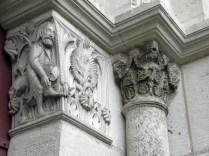 VEZELAY: MOJŻESZ I GOREJĄCY KRZEW / MOSES AND THE BURNING BUSH