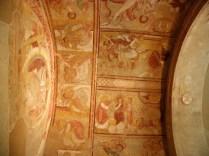 Malowidła w przedsionku