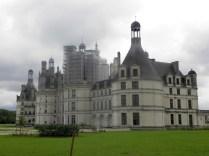 CHAMBORD: remont pałacu / renovation works