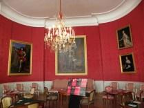 CHAMBORD: w komnatach Chambordu / Louis XIV room
