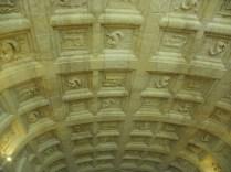 CHAMBORD: detale sklepień / details of the vault