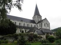 BOSCHERVILLE: KOŚCIÓŁ OD POŁUDNIA / CHURCH FROM THE SOUTH