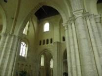 Nawa główna kościoła St. Madeleine