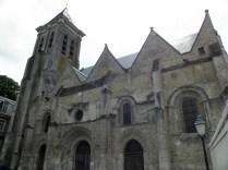 Fasada północna St. Madeleine