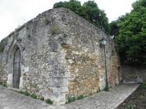 Ruiny kościoła St. Lubin
