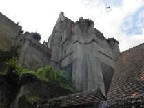 Zamek z pasażu St. Pierre