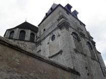 CHARTRES: KOŚCIÓŁ SAINT-AIGNAN - WIEŻA / ST-AIGNAN'S TOWER