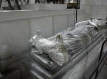 ROUEN: NAGROBEK HENRYKA - BRATA RYSZARDA LWIE SERCE / TOMB OF HENRY - LIONHEART'S BROTHER