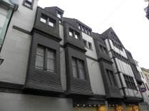 NOWA ZABUDOWA W CENTRUM ROUEN / One of new buildings in Rouen