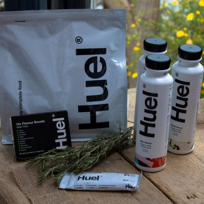 Produkttest #Huel