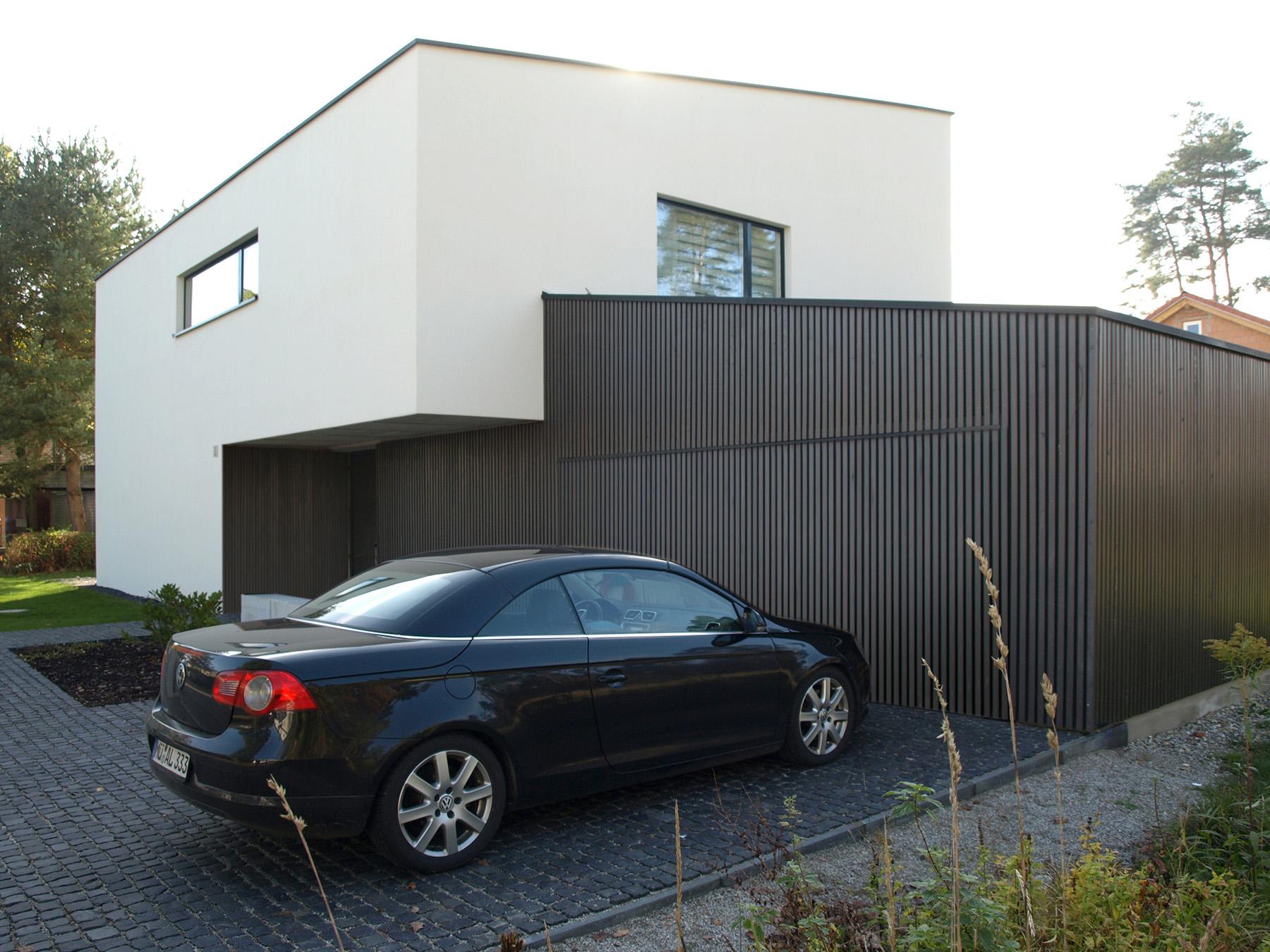 Modernes Einfamilienhaus - Architekt in München
