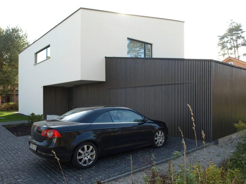 Einfamilienhaus Waldkraiburg Garage