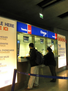 Tax refund @ Charles De Gaulle Airport