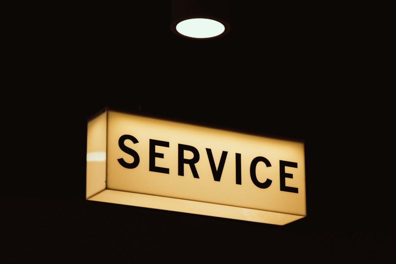Service Attitude: De 3 archetypes.