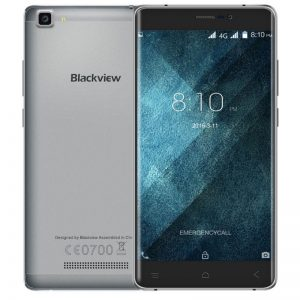 Blackview A8 Max - Cinzento