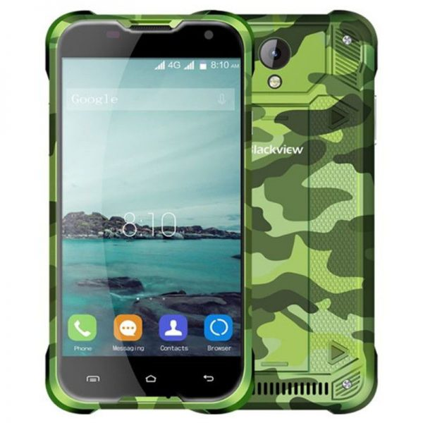 Blackview BV5000 - Camuflado