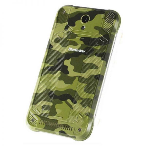 Blackview BV5000 - Camuflado traseira