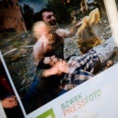 Zdjęcia z BZ WBK Press Foto 2009 - Wrocław - Domek Romański, Wernisaż. Autor: Filip Głuch