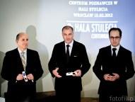 Rafał Dutkiewicz otwiera Centrum Poznawcze - foto: Filip Głuch 2012