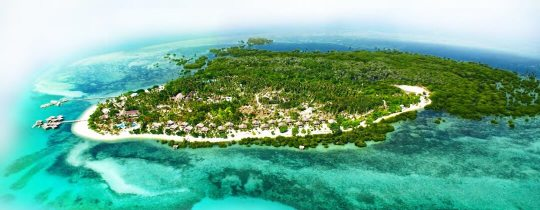 Dos Palmas Island Resort - Honda Bay, Puerto Princesa, Palawan, Filipijnen
