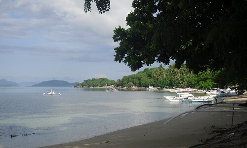 Omgeving Resort M01 - Coron Omgeving, Palawan, Filipijnen